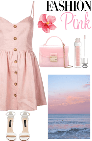 Women's Pink Sky Outfit