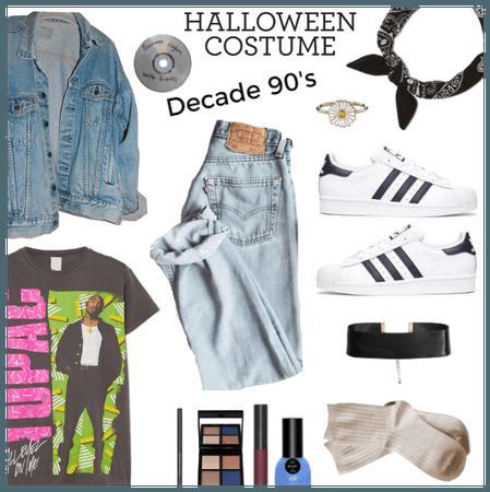 Decade Costumes