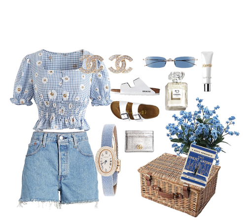 romantic picnic date