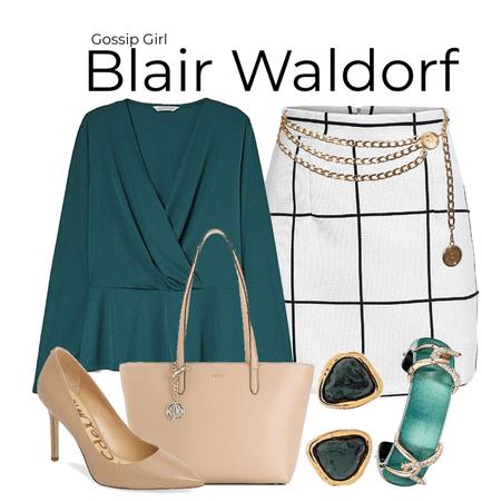 Blair Waldorf - gossip girl