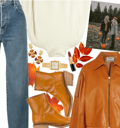 Pumpkin Patch Style