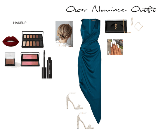 Oscar Nominee Outfit