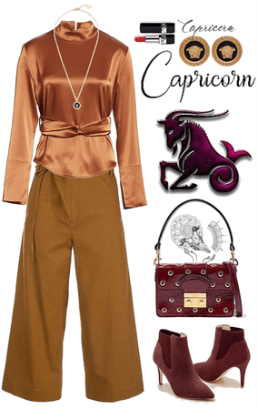 Capricorn Cool and Classy