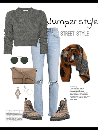 jumper style