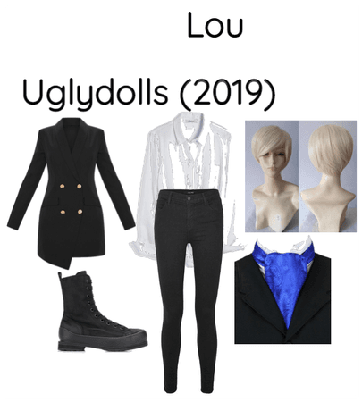 Lou (Uglydolls) (2019)