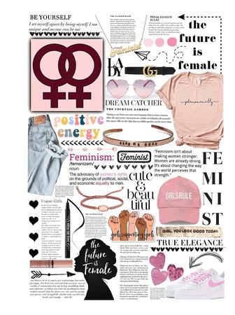 dress for feminism 💕💕