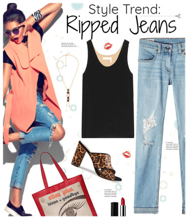 Style Trend: Ripped Jeans