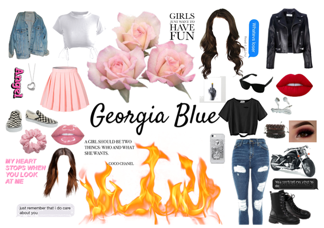 Georgia Inspired Outfit