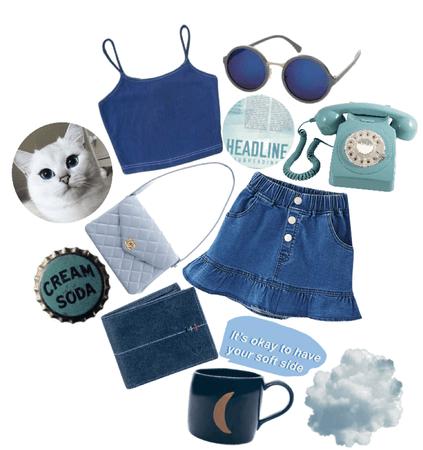 blue envy