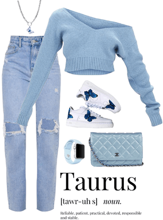 Blue Taurus