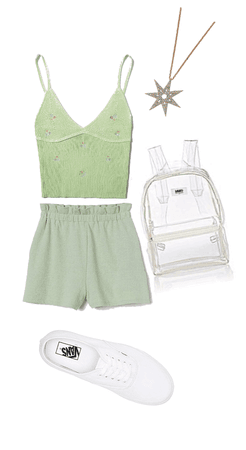 casual Tinkerbell- Disneybound
