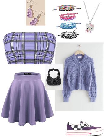 purple indie