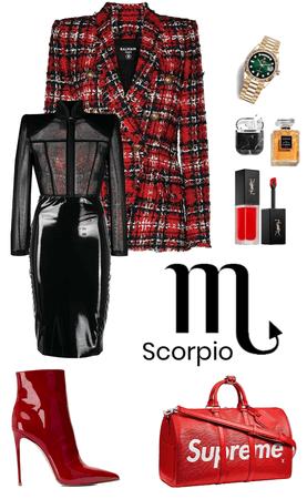 Scorpio sign ♏️