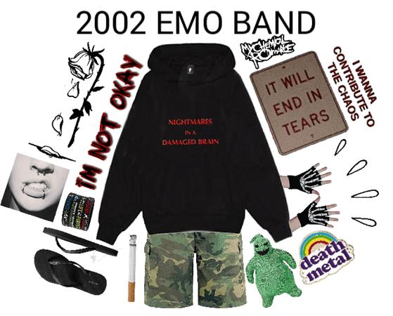 200 EMO BAND