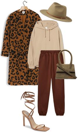 cozy with heels