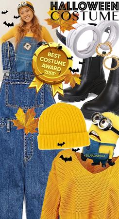 best costume award 🥇