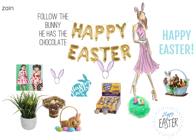 its easter