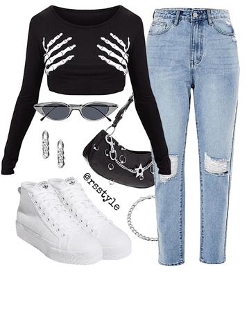 Skull casual