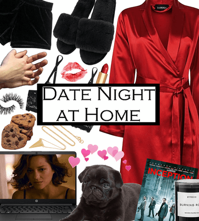 WINTER 2020: Date Night At Home!