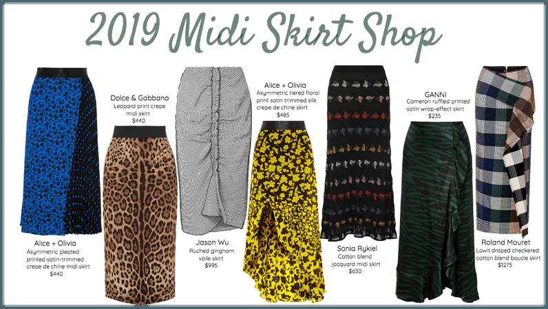 Skirt shop