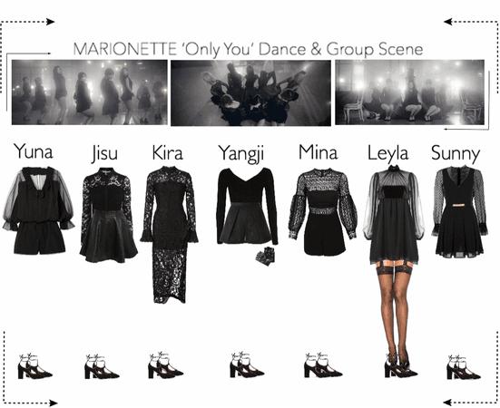 MARIONETTE (마리오네트) 'Only You' M/V | Dance & Group Scene