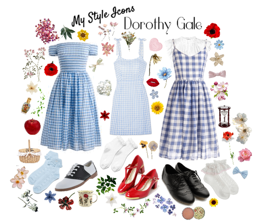 My Style Icons- Dorothy Gale