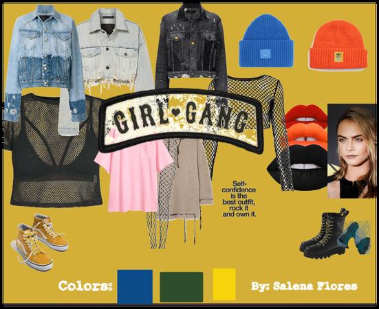 Streetwear Grundge