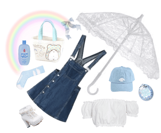 get your umbrella, darling!