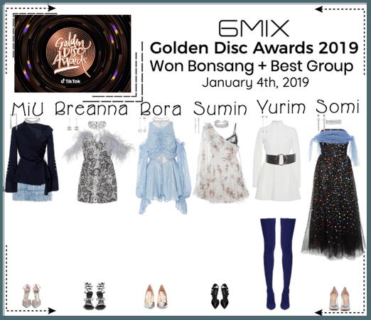 《6mix》Golden Disc Awards 2020 - Red Carpet