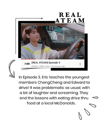 [REAL ATEAM] EPISODE 3