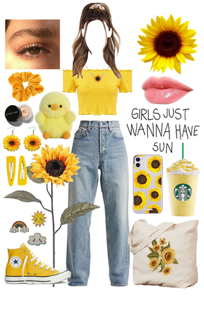 Sunflower Aesthetic