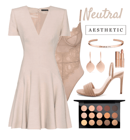 Neutral Business Casual