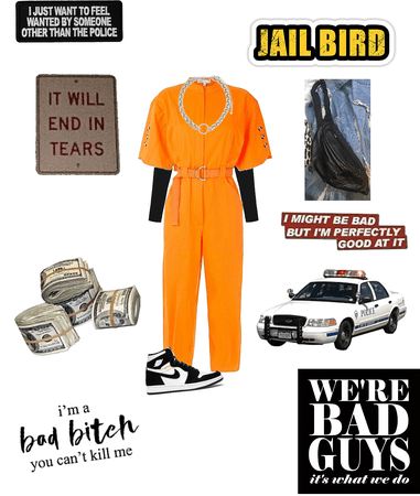Jail Outfit