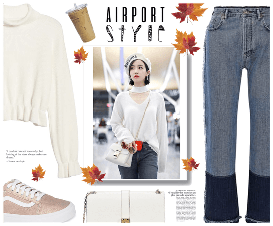 ♡ Airport Style #5 ♡
