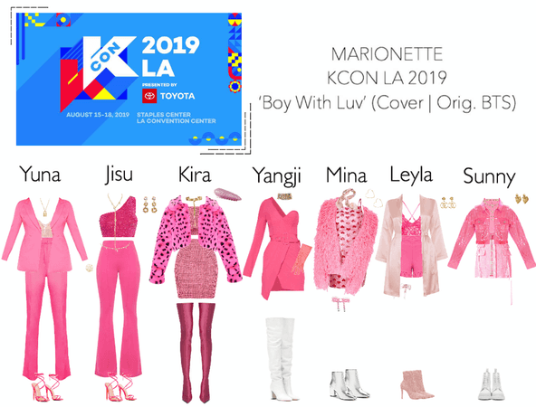 MARIONETTE (마리오네트) KCON Los Angeles 2019 | Special Stage