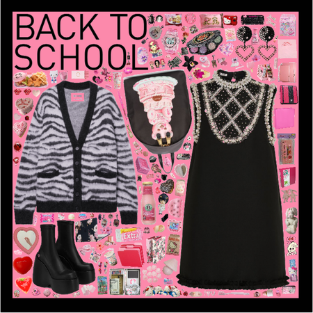 🏫back to school🍭
