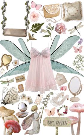 Fairy 🧚  🌸