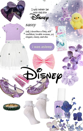 Daisy Duck outfit  for kid
