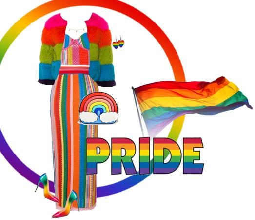 Rainbow Bold Pride!
