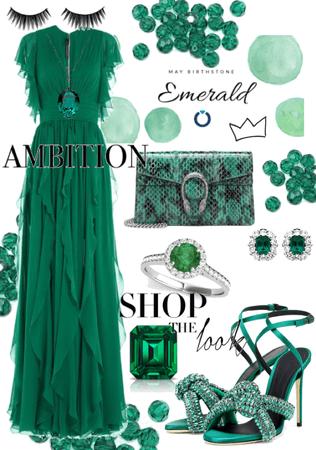 Ambition Emerald