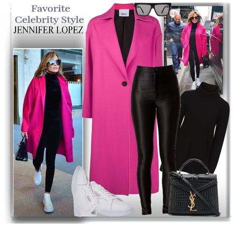 Favorite Celebrity Style - Jennifer Lopez
