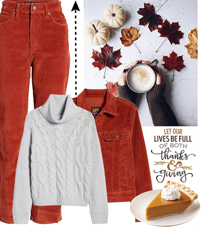 FALL 2019: Thanksgiving Style
