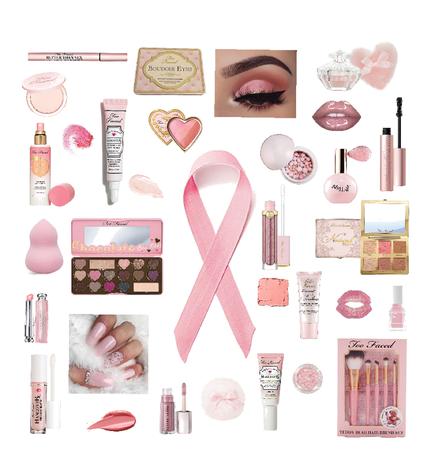 Pink ribbon beauty