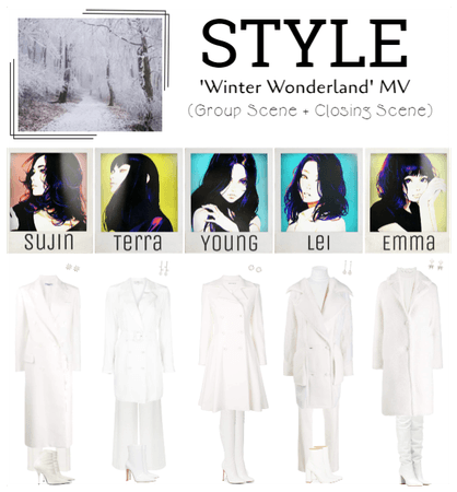 STYLE 'Winter Wonderland' MV (Closing Scene)