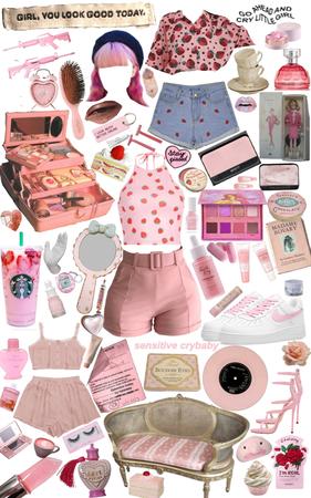 Strawberry Shortcake- Melanie Martinez