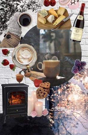 winter coffee n stuff