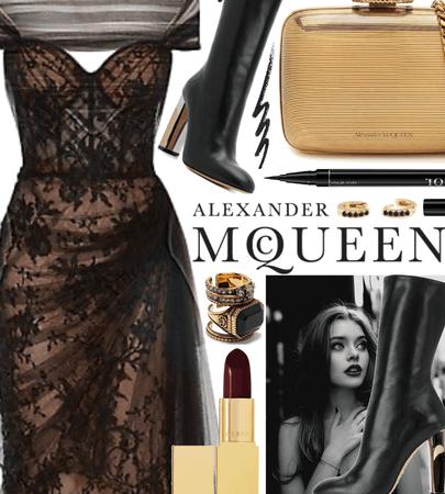 FALL 2021: Alexander McQueen Style