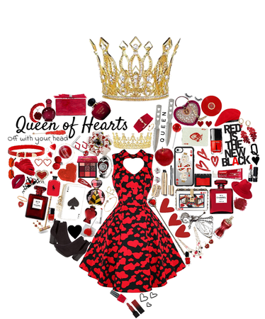 🖤Queen of Hearts❤️