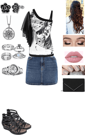 Date Night/Night Out Outfit #23