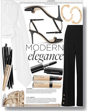 modern elegance ⚫️⚪️